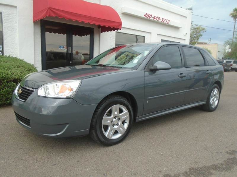 2007 chevrolet malibu maxx lt 4dr hatchback in mesa az. Black Bedroom Furniture Sets. Home Design Ideas
