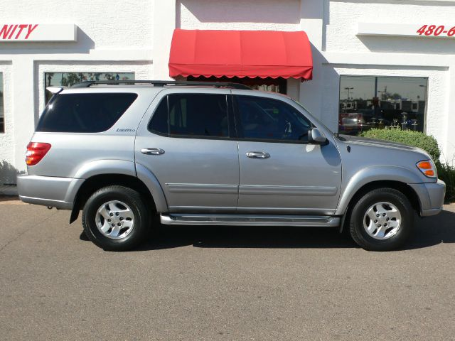 2002 toyota sequoia limited 2wd for sale in mesa gilbert. Black Bedroom Furniture Sets. Home Design Ideas