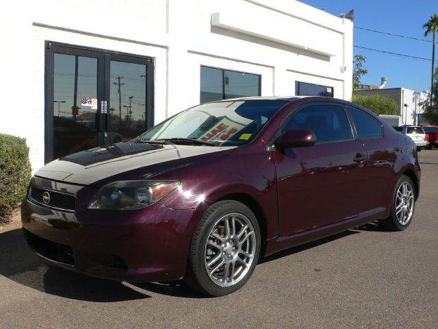 2006 SCION TC SPORT COUPE purple abs brakesair conditioningalloy wheelsamfm radioanti-brake s
