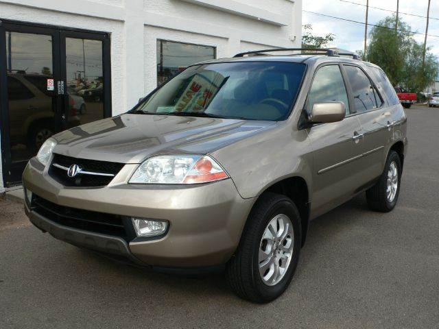 2003 ACURA MDX TOURING sandstone metallic 4wdawdabs brakesair conditioningalloy wheelsamfm r