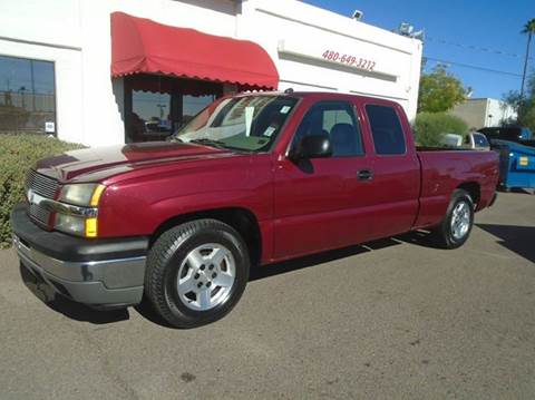 2005 Chevrolet Silverado 1500 for sale in Mesa, AZ