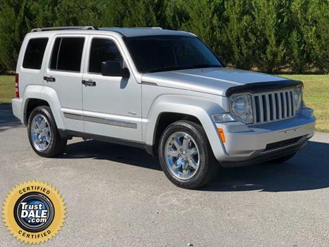 2012 Jeep Liberty for sale in Loganville, GA