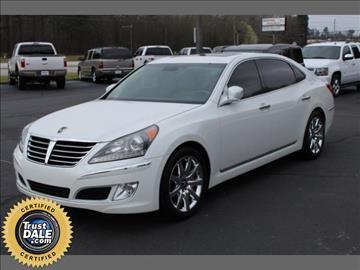 2011 Hyundai Equus for sale in Loganville, GA