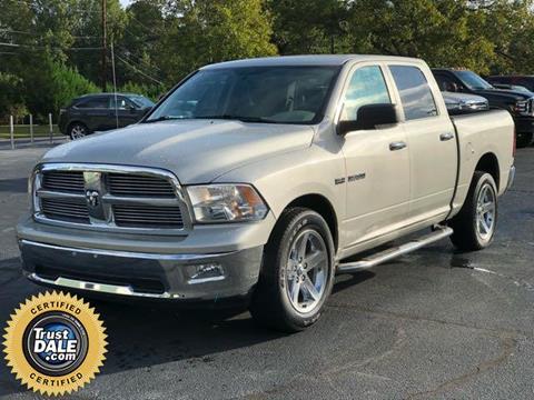 2010 Dodge Ram Pickup 1500 for sale in Loganville, GA