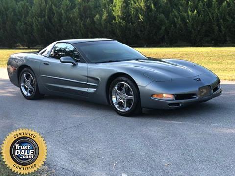 2004 Chevrolet Corvette for sale in Loganville, GA