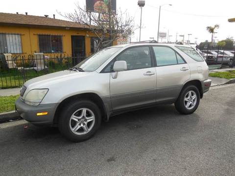 2003 Lexus RX 300 for sale in Inglewood, CA