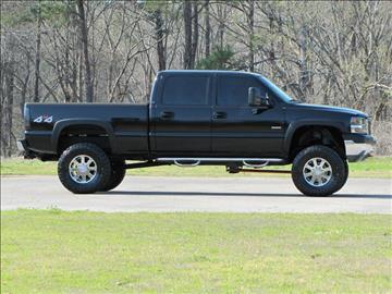 2001 GMC Sierra 2500HD for sale in Jasper, AL