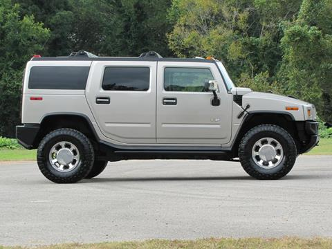 2004 HUMMER H2 for sale in Jasper, AL
