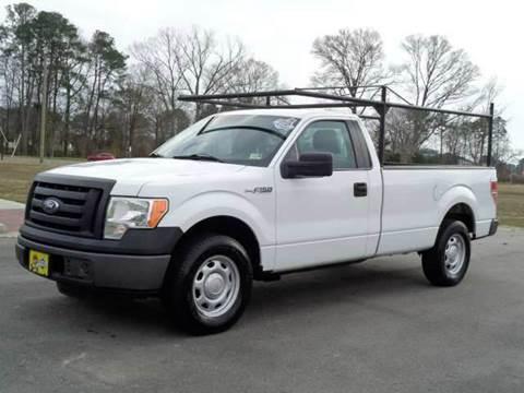 Used Trucks For Sale In Va >> Ford Used Cars Pickup Trucks For Sale Virginia Beach