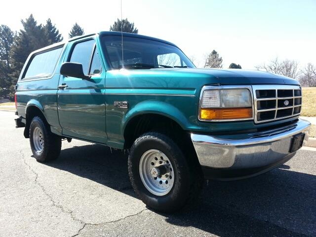 used 1996 ford bronco for sale. Cars Review. Best American Auto & Cars Review