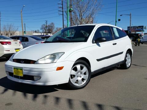 2001 Ford Focus for sale in Denver, CO