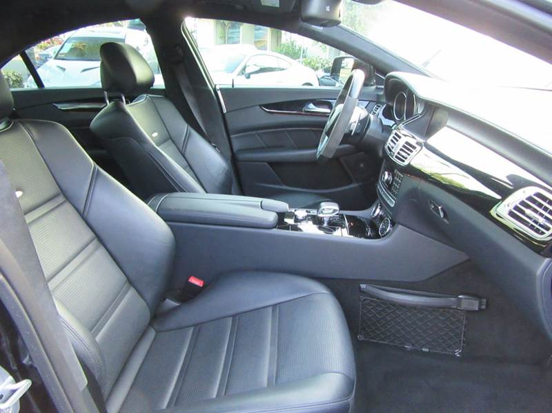 2012 Mercedes-Benz CLS CLS 63 AMG 4dr Sedan - La Mesa CA