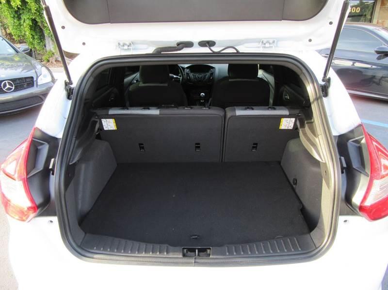 2014 Ford Focus ST 4dr Hatchback - La Mesa CA