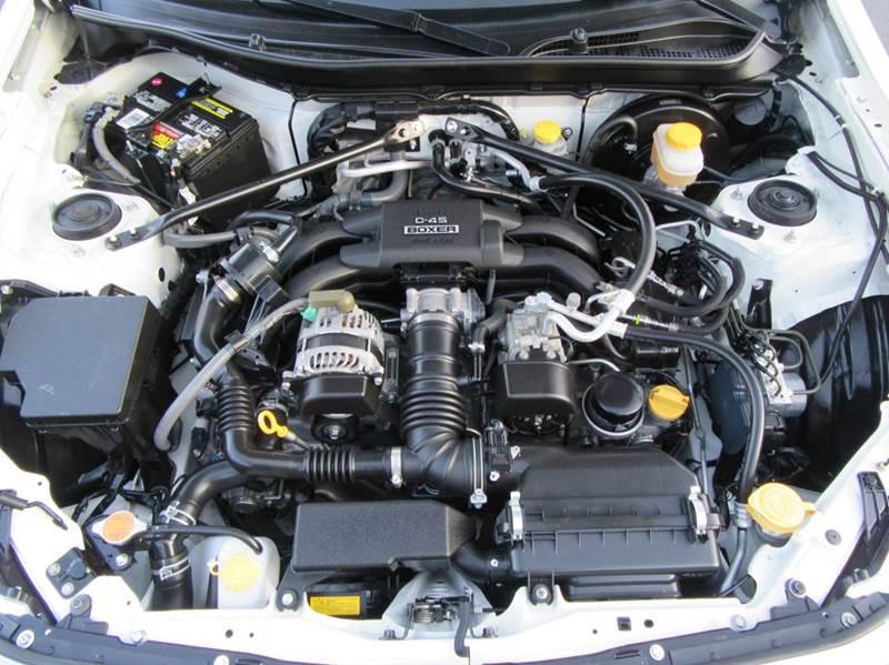 2014 Scion FR-S Base 2dr Coupe 6M - La Mesa CA