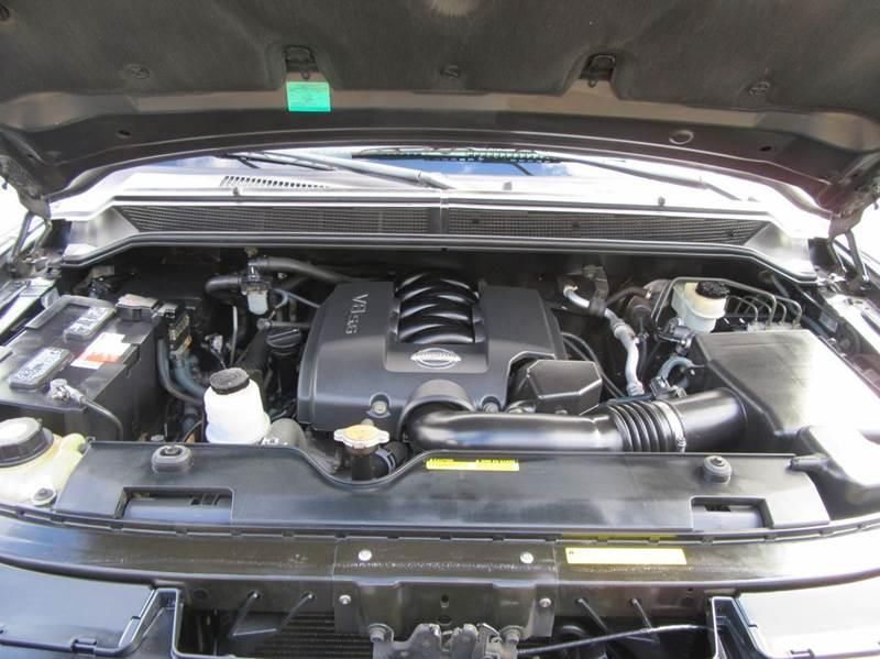 2004 Nissan Armada SE 4dr SUV - La Mesa CA