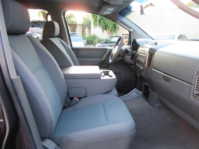 2006 Nissan Titan XE 4dr Crew Cab SB - La Mesa CA