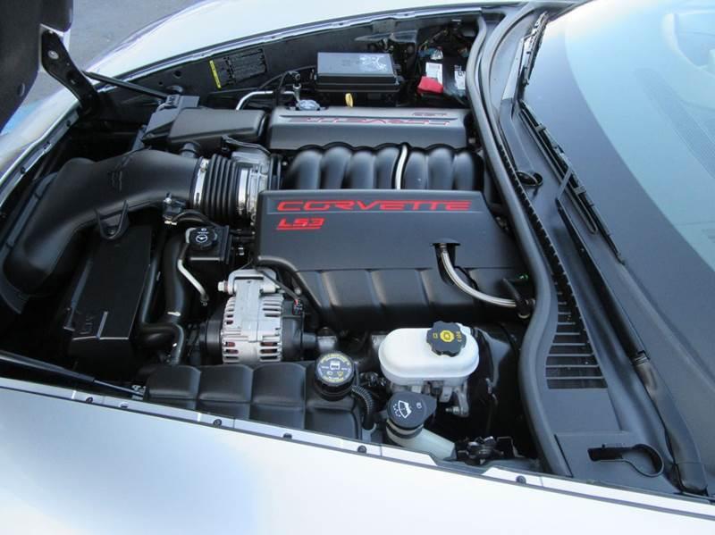 2010 Chevrolet Corvette 2dr Convertible w/ 3LT - La Mesa CA