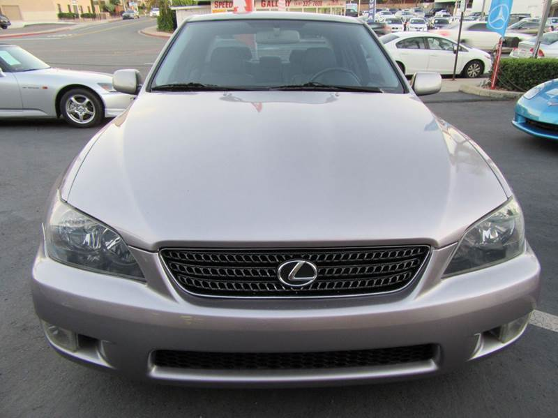 2003 Lexus IS 300 4dr Sedan - La Mesa CA