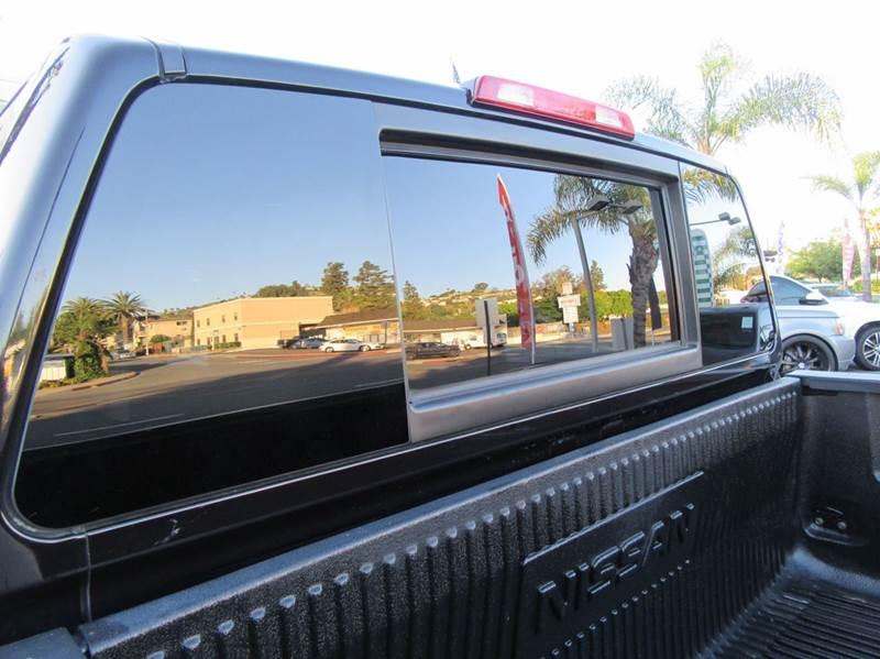 2012 Nissan Titan 4x2 S 4dr Crew Cab SWB Pickup - La Mesa CA