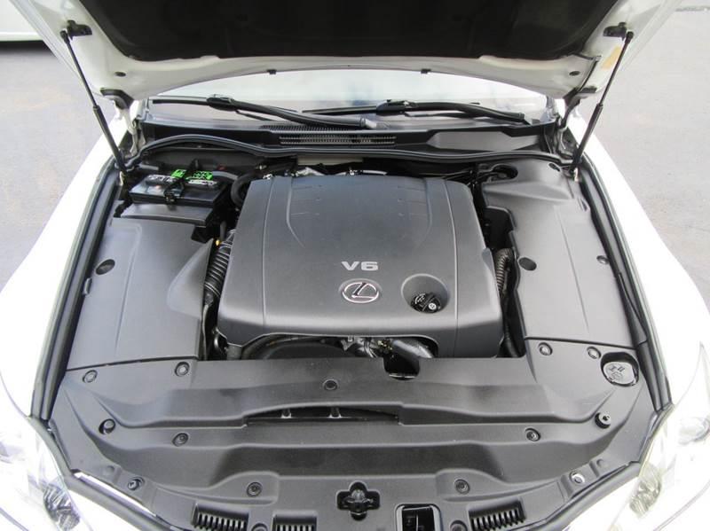 2008 Lexus IS 250 Base 4dr Sedan 6A - La Mesa CA