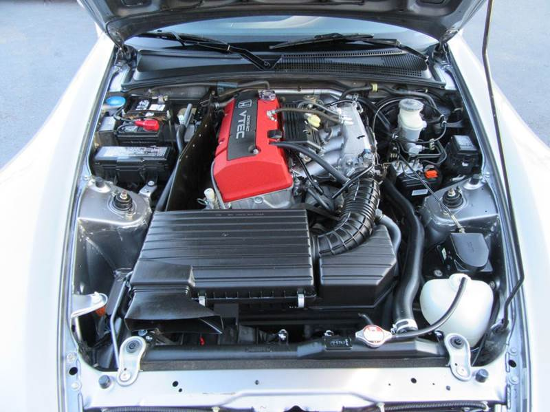 2000 Honda S2000 Base 2dr Convertible - La Mesa CA