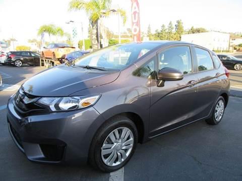 2015 Honda Fit for sale in La Mesa, CA