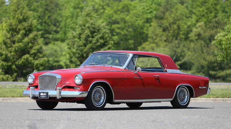 1962 Studebaker Hawk  - Lakewood NJ