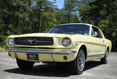 1965 Ford Mustang For Sale Carsforsale Com