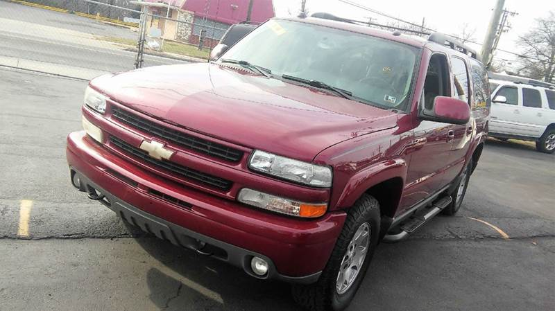2005 chevrolet suburban 1500 z71 4wd 4dr suv in capitol. Black Bedroom Furniture Sets. Home Design Ideas