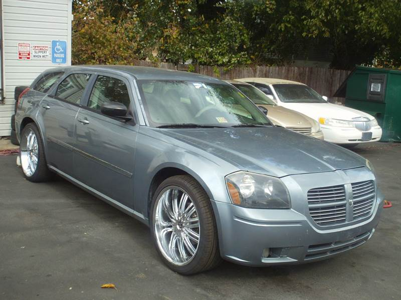 Capitol Auto Sales >> 2006 Dodge Magnum SXT Wagon In Capitol Heights MD - Marlboro Auto Sales