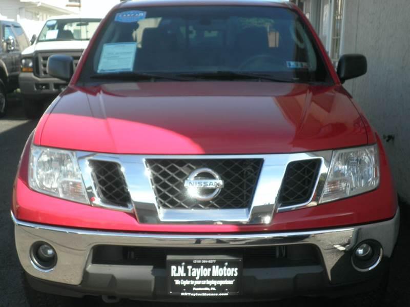 2010 Nissan Frontier