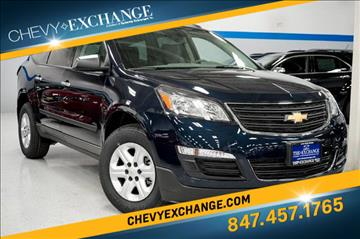 2017 Chevrolet Traverse for sale in Lake Bluff, IL