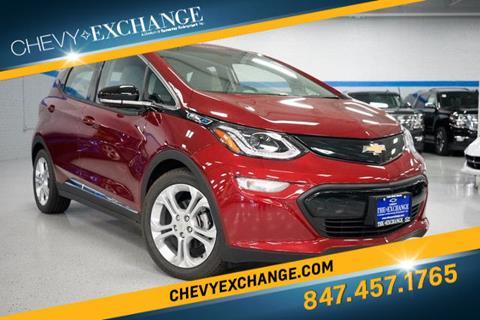2017 Chevrolet Bolt EV for sale in Lake Bluff, IL