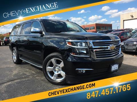 2015 Chevrolet Suburban for sale in Lake Bluff, IL