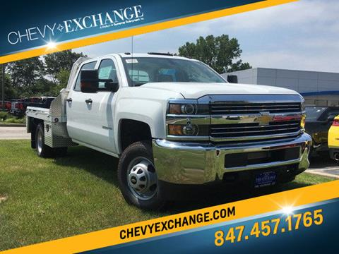 2017 Chevrolet Silverado 3500HD CC for sale in Lake Bluff, IL