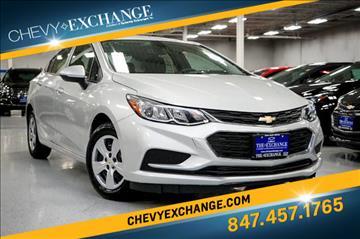 2017 Chevrolet Cruze for sale in Lake Bluff, IL