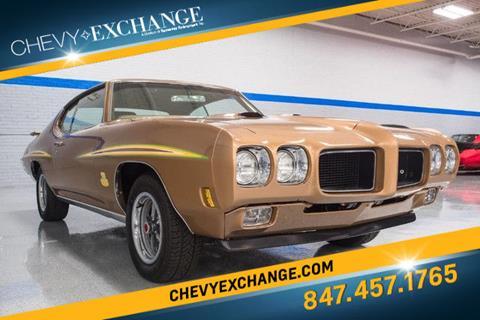 1970 Pontiac GTO for sale in Lake Bluff, IL