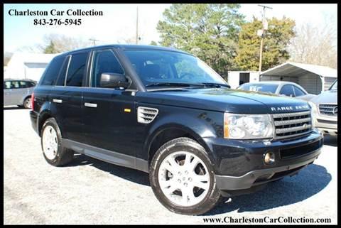 used land rover range rover for sale south carolina. Black Bedroom Furniture Sets. Home Design Ideas
