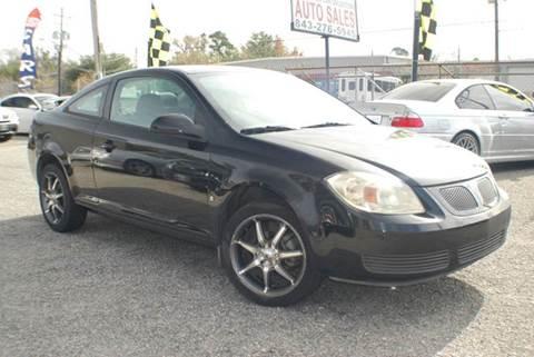 2007 Pontiac G5 for sale in North Charleston, SC