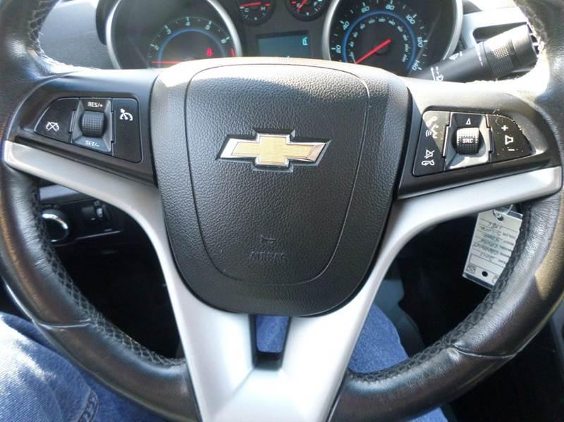 2011 Chevrolet Cruze LT 4dr Sedan w/1LT - Monroe MI