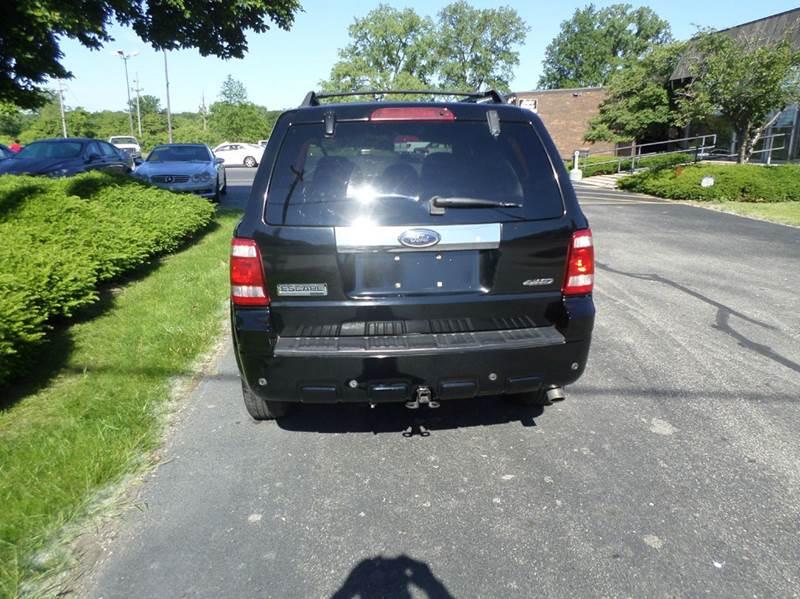 2009 Ford Escape AWD Limited 4dr SUV V6 - Monroe MI