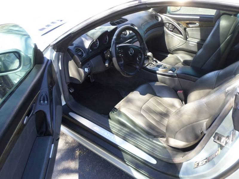 2003 Mercedes-Benz SL-Class SL 55 AMG 2dr Convertible - Monroe MI
