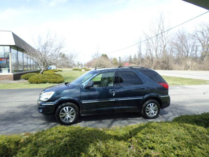 2004 Buick Rendezvous AWD Ultra 4dr SUV - Monroe MI