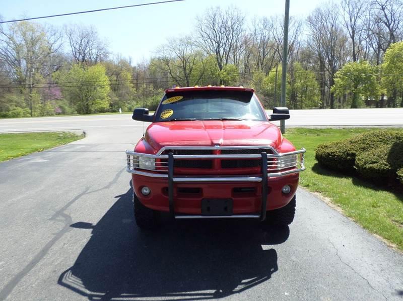 2000 Dodge Ram Pickup 3500 SLT 4dr 4WD Extended Cab LB - Monroe MI
