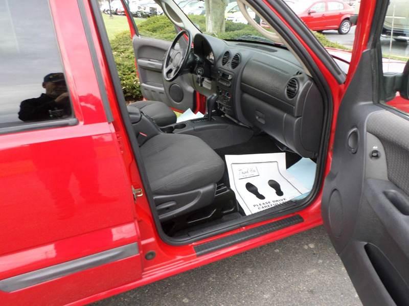 2002 Jeep Liberty 4dr Sport 4WD SUV - Monroe MI