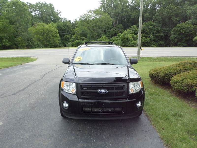 2009 Ford Escape XLT AWD 4dr SUV V6 - Monroe MI