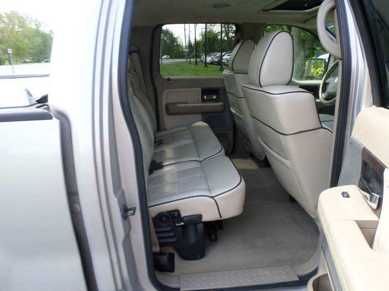 2006 Lincoln Mark LT 4dr SuperCrew 4WD SB - Monroe MI