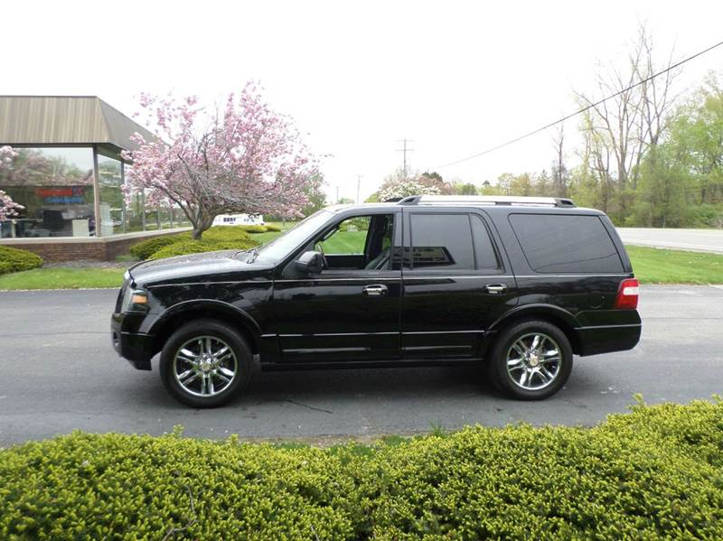 2009 Ford Expedition 4x4 Limited 4dr SUV - Monroe MI