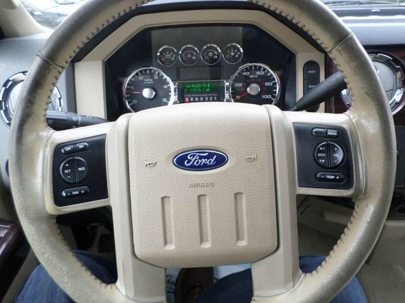 2008 Ford F-450 Super Duty Lariat 4dr Crew Cab 4WD LB DRW - Monroe MI
