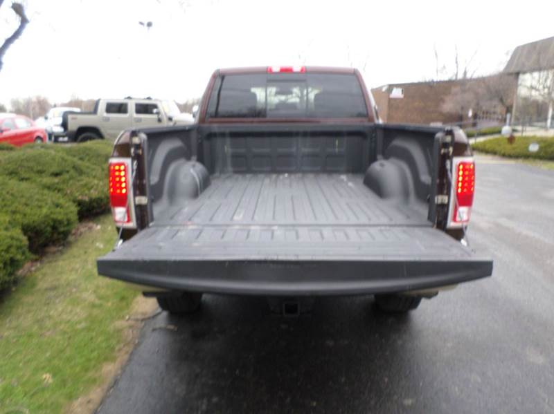 2014 RAM Ram Pickup 2500 4x4 Laramie Longhorn 4dr Crew Cab 6.3 ft. SB Pickup - Monroe MI